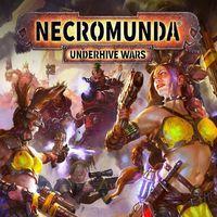 Portada oficial de Necromunda: Underhive Wars  para PS4