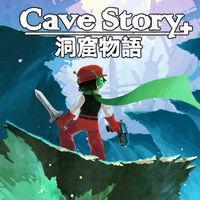 Portada oficial de Cave Story+ para Switch