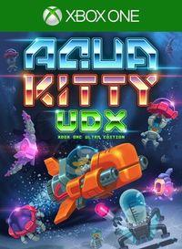 Portada oficial de Aqua Kitty UDX: Xbox One Ultra Edition para Xbox One