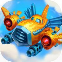 Portada oficial de HAWK: Freedom Squadron para iPhone