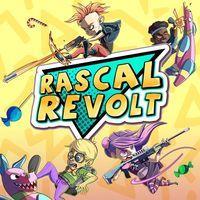 Portada oficial de Rascal Revolt para PS4