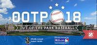 Portada oficial de Out of the Park Baseball 18 para PC