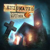 Portada oficial de Enigmatis: The Ghosts of Maple Creek para PS4