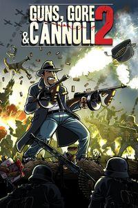 Portada oficial de Guns, Gore & Cannoli 2 para Xbox One