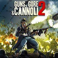Portada oficial de Guns, Gore & Cannoli 2 para PS4