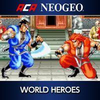 Portada oficial de Neo Geo World Heroes para PS4