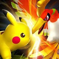 Portada oficial de Pokémon Duel para Android