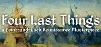 Portada oficial de Four Last Things para PC