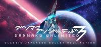 Portada oficial de Danmaku Unlimited 3 para PC