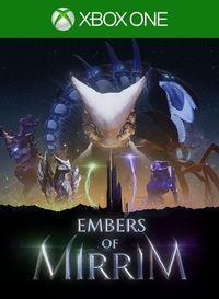 Portada oficial de Embers of Mirrim para Xbox One