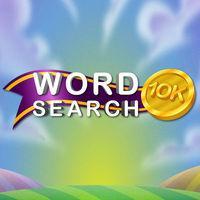 Portada oficial de Word Search 10K eShop para Nintendo 3DS