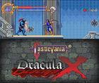 Portada oficial de de Castlevania Dracula X CV para Nintendo 3DS