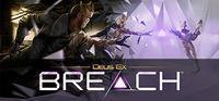 Portada oficial de Deus Ex: Breach para PC
