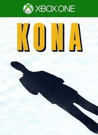 Portada oficial de Kona para Xbox One