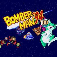 Portada oficial de Bomberman '94 CV para Wii U