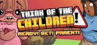 Portada oficial de Think of the Children para PC