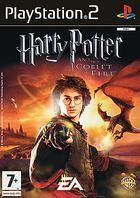 Portada oficial de de Harry Potter and the Goblet of Fire para PS2