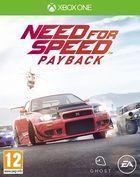Portada oficial de de Need for Speed Payback para Xbox One