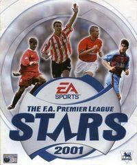 Portada oficial de Primera División Stars 2001 para PC