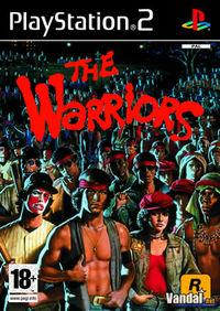 Portada oficial de The Warriors para PS2