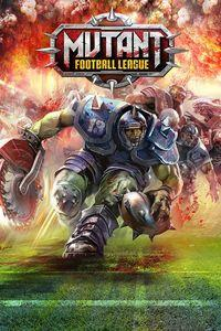 Portada oficial de Mutant Football League para Xbox One