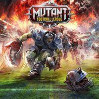 Portada oficial de Mutant Football League para PS4