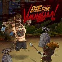 Portada oficial de Die for Valhalla!  para PS4