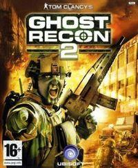 Portada oficial de Tom Clancy's Ghost Recon 2: Summit Strike para Xbox