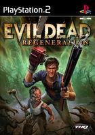 Portada oficial de de Evil Dead Regeneration para PS2