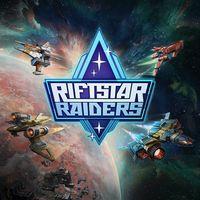 Portada oficial de RiftStar Raiders para PS4