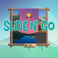 Portada oficial de Slide N' Go para PS4