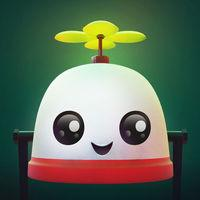 Portada oficial de Roofbot: Puzzler On The Roof para iPhone