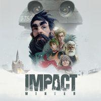 Portada oficial de Impact Winter para PS4