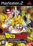 Portada oficial de de Dragon Ball Z Budokai Tenkaichi para PS2
