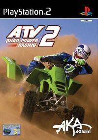 Portada oficial de ATV Quad Power Racing 2 para PS2