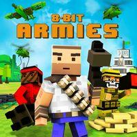 Portada oficial de 8-Bit Armies para PS4