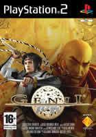 Portada oficial de de Genji para PS2