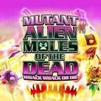 Portada oficial de Mutant Alien Moles of the Dead eShop para Wii U