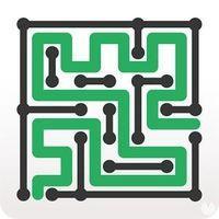 Portada oficial de Linemaze Puzzles para Android