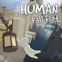 Portada oficial de Human: Fall Flat para PS4