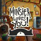 Portada oficial de de Monster Loves You! para PS4