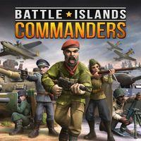 Portada oficial de Battle Islands: Commanders para PS4
