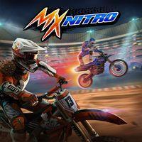 Portada oficial de MX Nitro para PS4