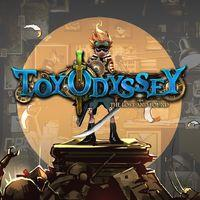 Portada oficial de Toy Odyssey: The Lost and Found para PS4