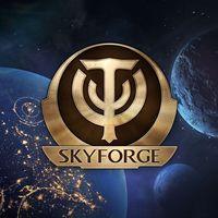Portada oficial de Skyforge para PS4