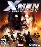 Portada oficial de de X-Men Legends 2 para PC