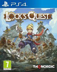 Portada oficial de Lock's Quest para PS4