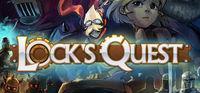 Portada oficial de Lock's Quest para PC