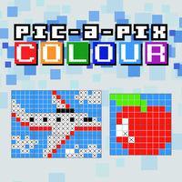 Portada oficial de Pic-a-Pix Color eShop para Nintendo 3DS