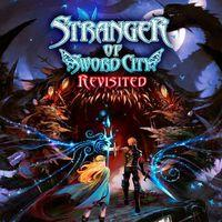Portada oficial de Stranger of Sword City Revisited para PSVITA